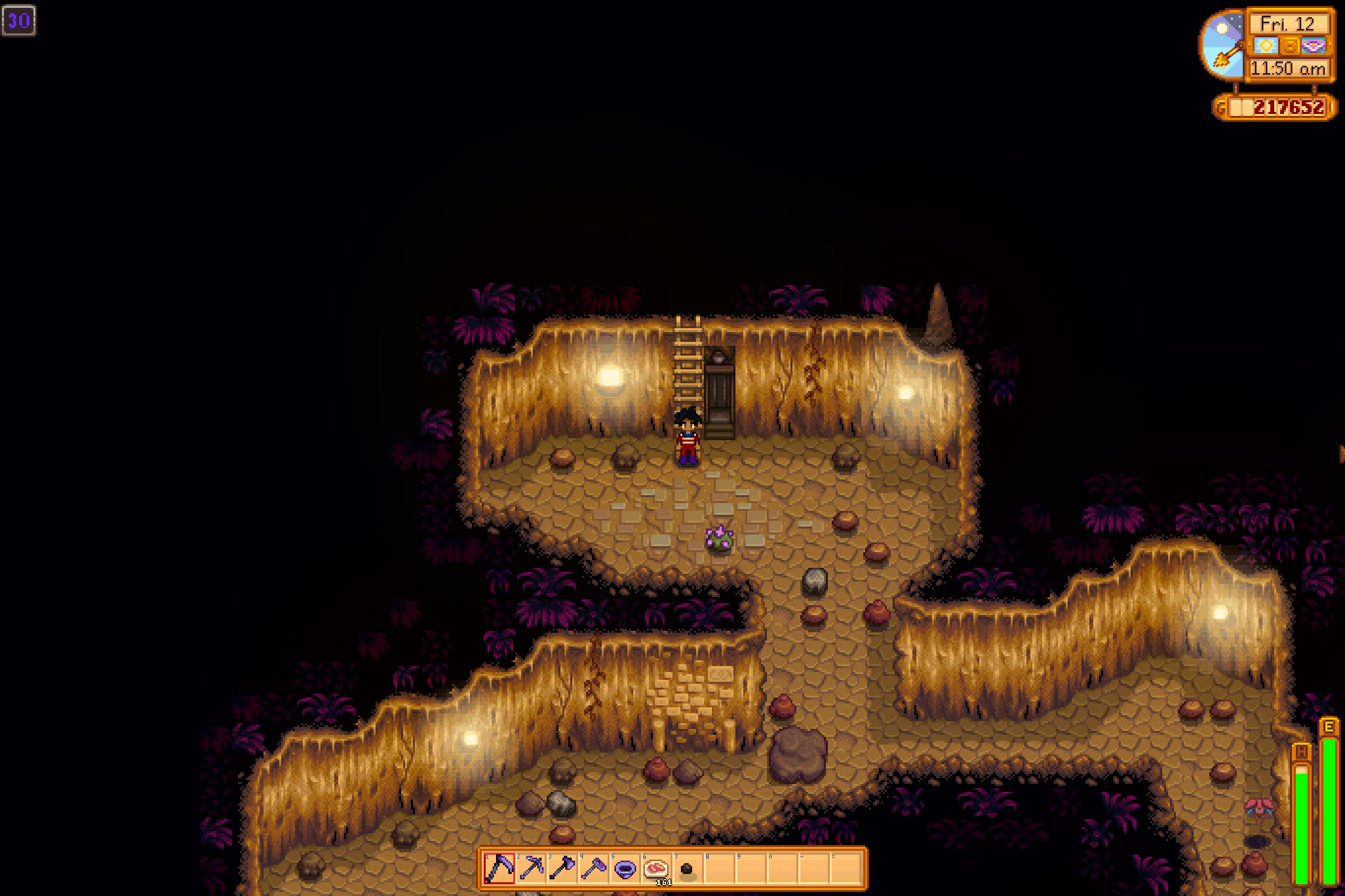 SFG's Crab Monster Recolors (Content Patcher) - Stardew Valley Mod